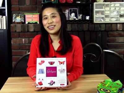 How to Make a Cute Origami Love Letter by Cindy Ng