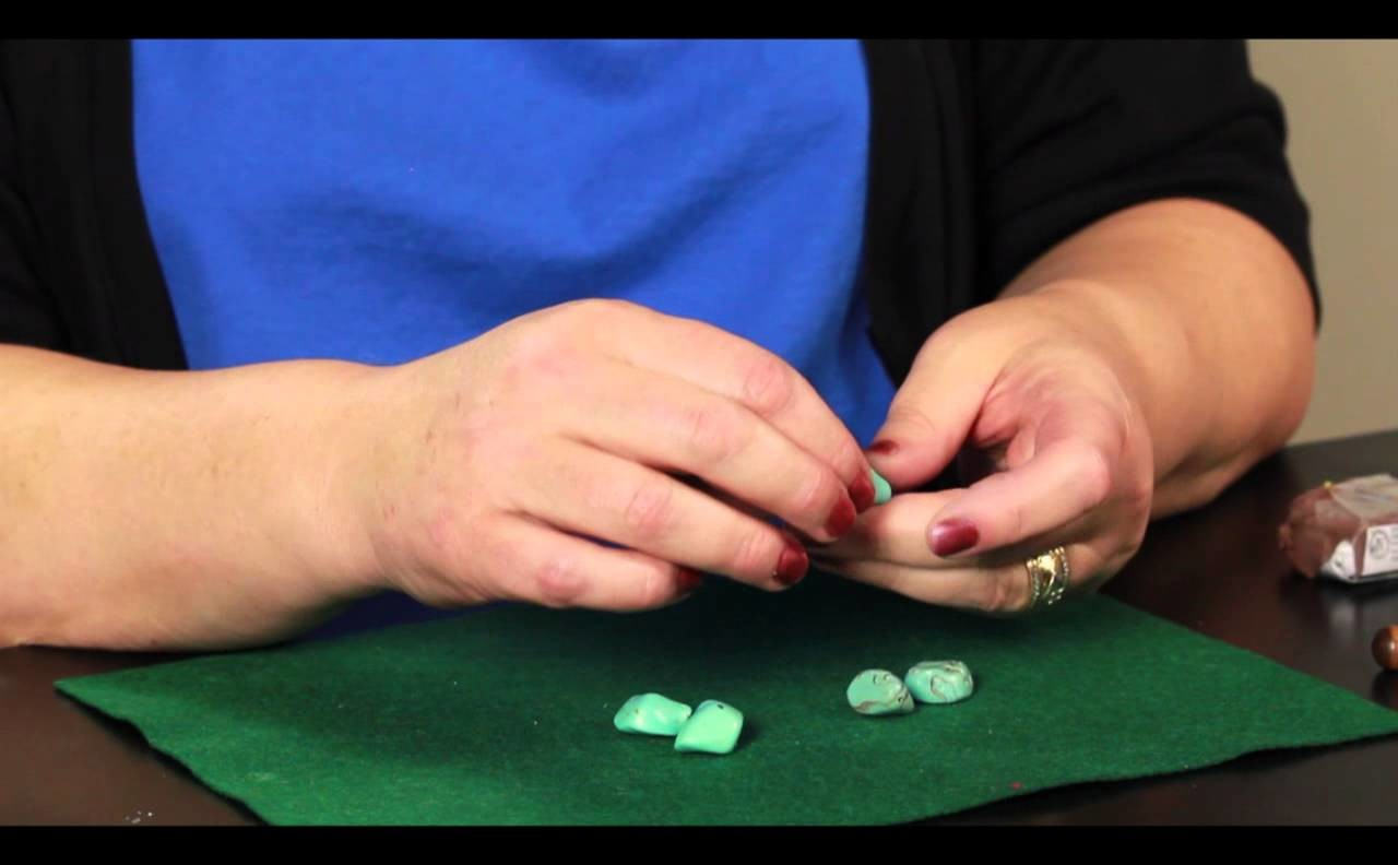 How to Make Synthetic Gemstones : Jewelry Crafts