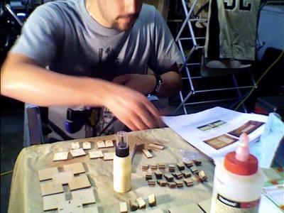 Interlink Time Lapse Puzzle box build.  No Music.