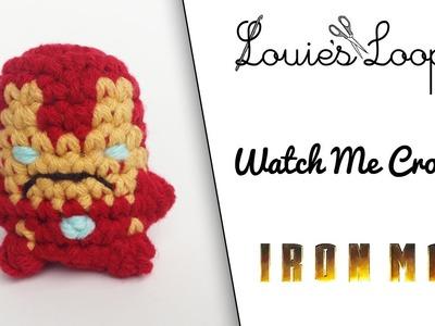 Iron Man - Watch me Crochet