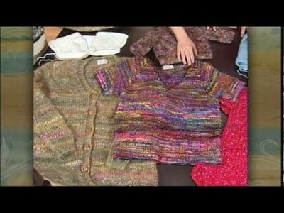 Knitting Daily Episode 401 Preview Fearless Knit and Crochet.mpg