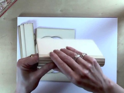 La-La Land Crafts TV {Book Trinket Box Showcase & Assembly Tutorial}