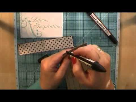 promarker pens how to use
