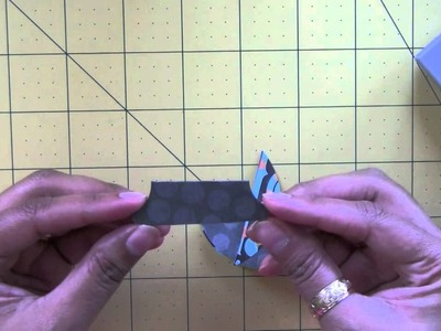 Punch Art: How to make a Tab with Basic Punches