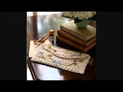 Austentatious Crochet Book Video Preview