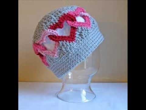 Be Mine hat (ALL sizes!) Pattern  - Crochet Hat - Pattern Presentation