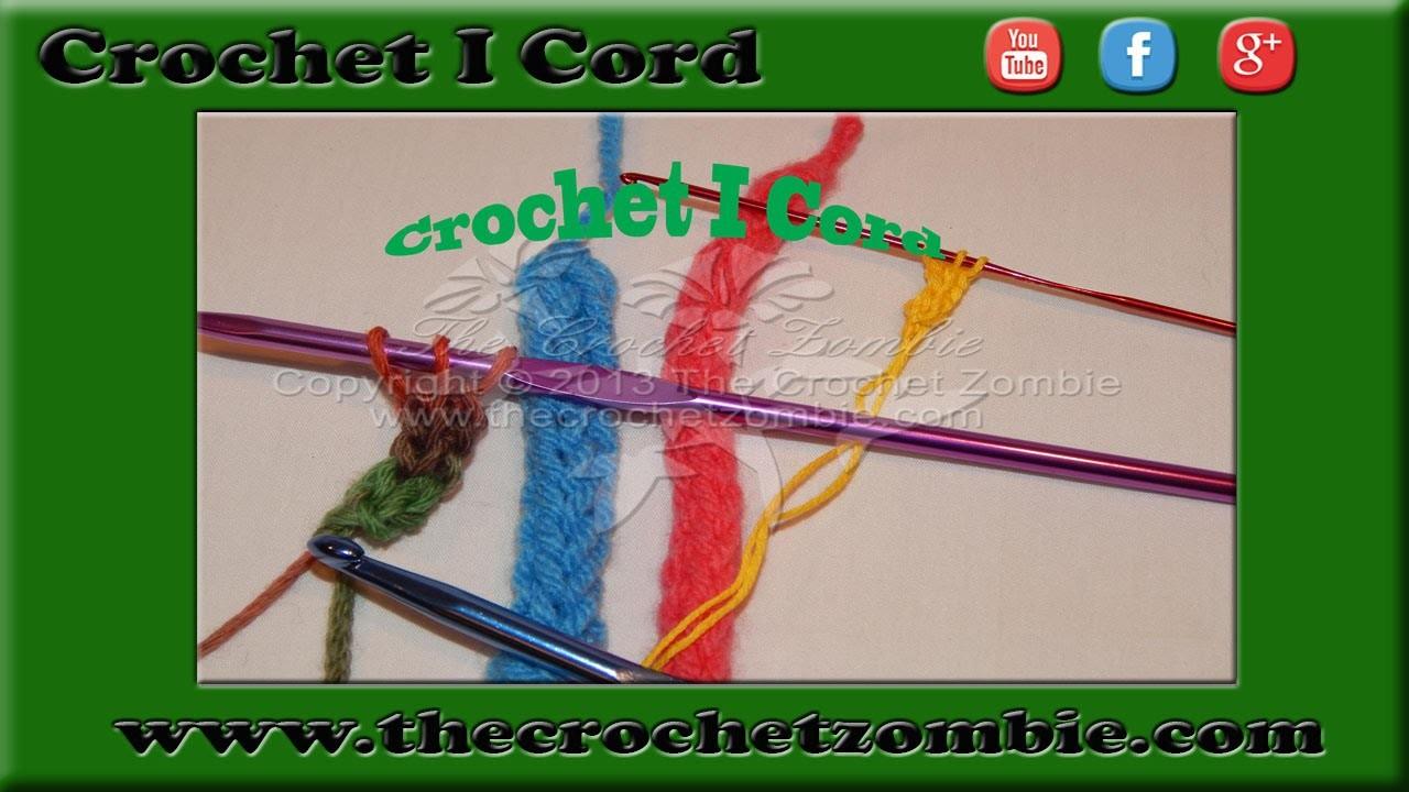 Crochet I Cord