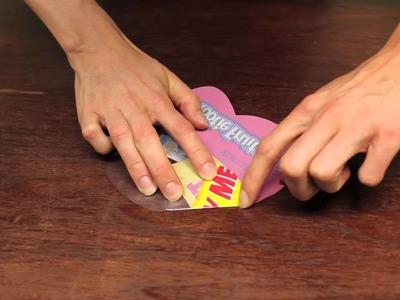 DIY Coin Wallet Malt-O-Meal