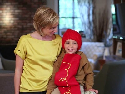 DIY Halloween Costumes: Hotdog Costume