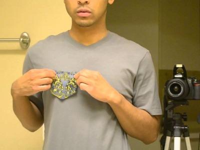 DIY: How to Sew a Pocket