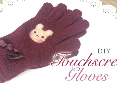 DIY Touchscreen Gloves - Easy and Effective Tutorial!