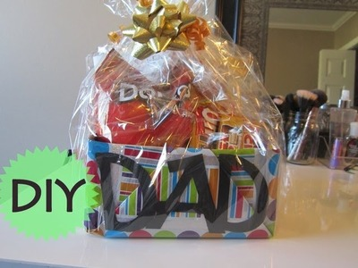 EASY & AFFORDABLE DIY GIFT (Last Minute Father's Day Gift!)