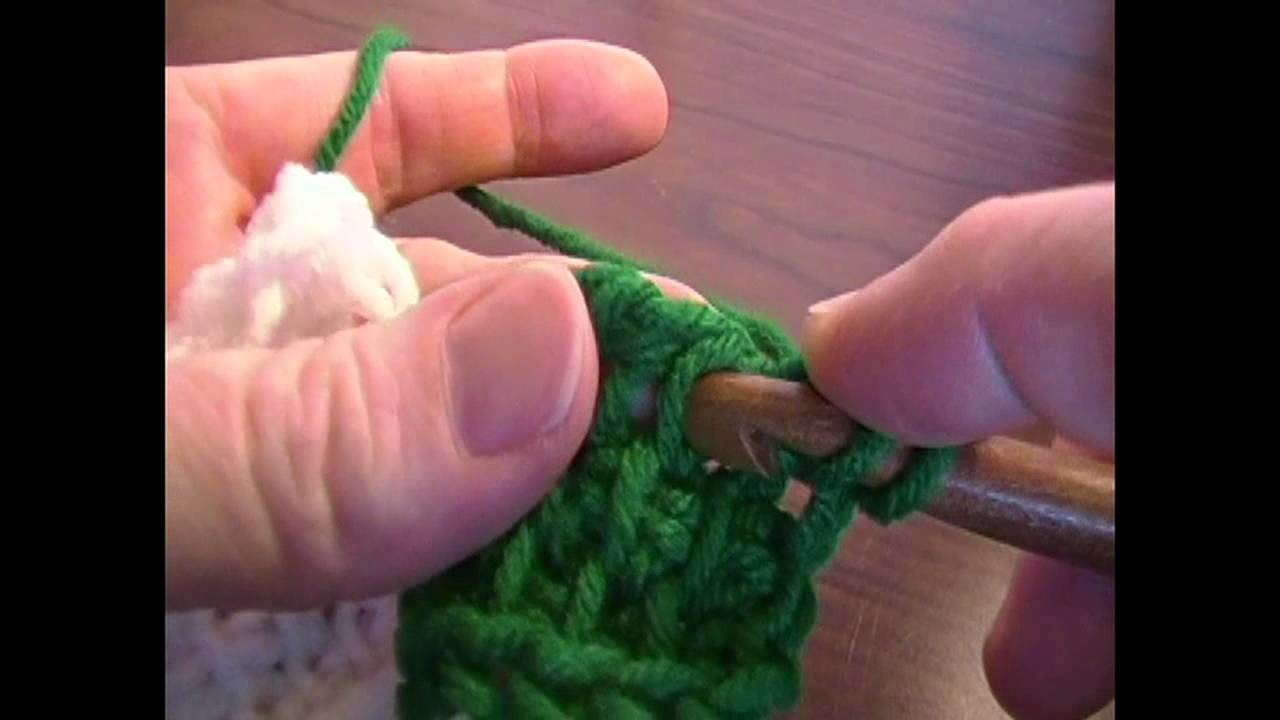 Entrelac crochet Blanket Part 3