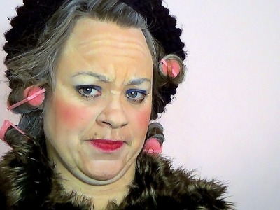 Grandma's Grumpy! DIY Easy Halloween Costume