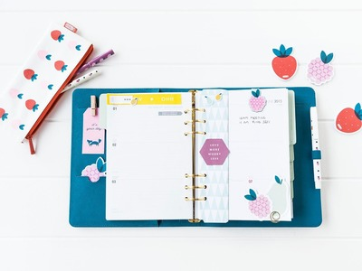 How to Get Organised with your kikki.K Planner