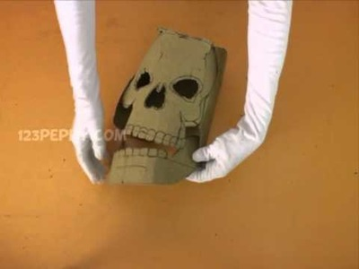 How to Make a Human Skull