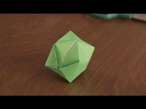 How to Make an Origami Balloon : Simple & Fun Origami