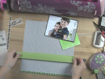 How to Scrapbook and Share Best Friend Love