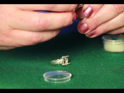 Jewelry Claw Settings for Gemstones : Jewelry Crafts