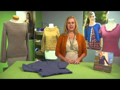 Learn How To Knit from the Top Down