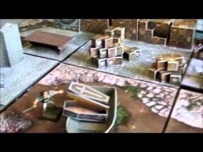 Papercraft Dungeon