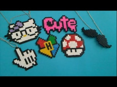 Perler Beads Collection September 2014 by YouFimo