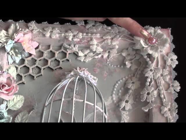 Wild Orchid Crafts - Bird Cage Frame