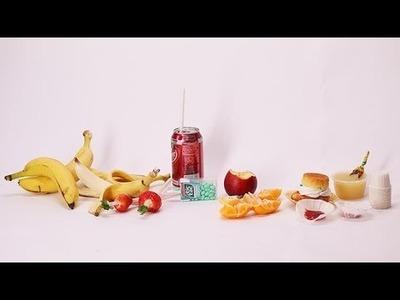 10 Kitchen Hacks in Under 2 Minutes with Foodbeast!