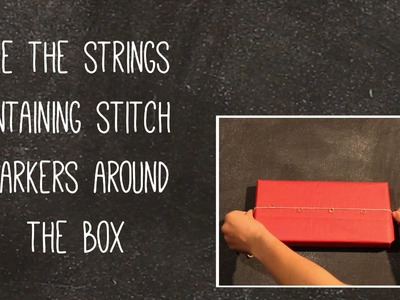 3 No-Knit Ways to Package Your Gifts: Stitch Markers!
