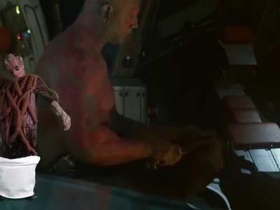 Dancing Baby Groot DIY Costume