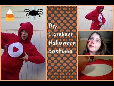 DIY Carebear Halloween costume| Sparklingbeautystars