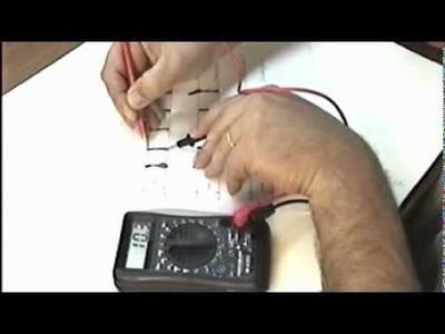 DIY Conductive Glue And Paper Circuit