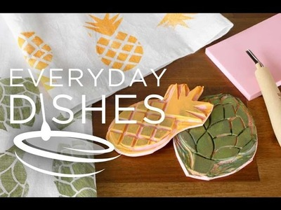 DIY HOMEMADE RUBBER STAMPS