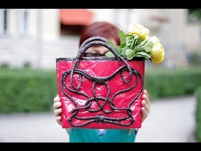 DIY Project ♥ How to make a Tote Bag