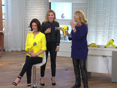 Drybar Blowout In-a-Box Hair Dryer & Styling Clips with Pat James-Dementri