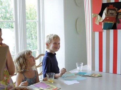 How to Create a Puppet Theater    KIN DIY