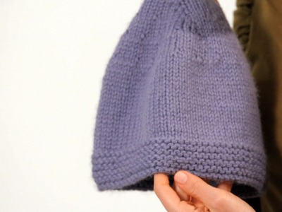 How to Knit in the Round | Knitting