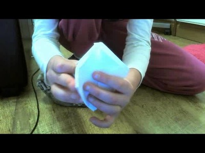 How to make a paper balloon that you can blow up