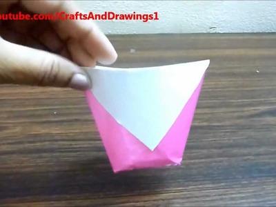 Origami Tuto Comment Faire Un Cœur En Papier Origami Tuto Comment