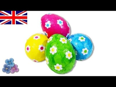 How to make the Best Eater Eggs 2015 on YouTube Cool Easter Eggs Easter Crafts Easter Ideas Mathie