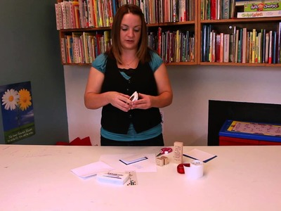 Ideas for Creating a Greeting Card : Craft Projects