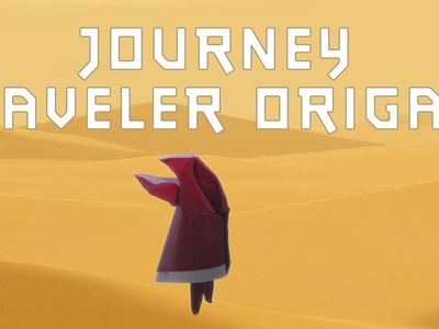 Let's Fold: Origami Traveller from Journey (PS3 game)