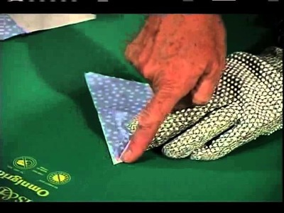 Make a Thousand Pyramids Quilt with Equilateral Triangle Block Designs