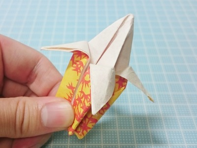 Paper Crafts! Origami Banana