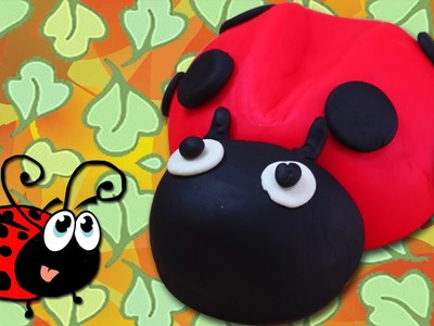 Play Doh | How To Make Play Doh Ladybug