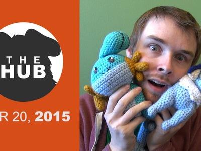 Pokemon Plushies | The HUB - MAR 20, 2015