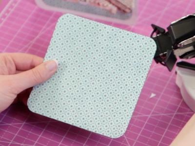 Rounding Corners - Papercraft Basics