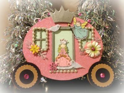 SaCrafter's Princess Carriage Mini Album Part 4 of 4