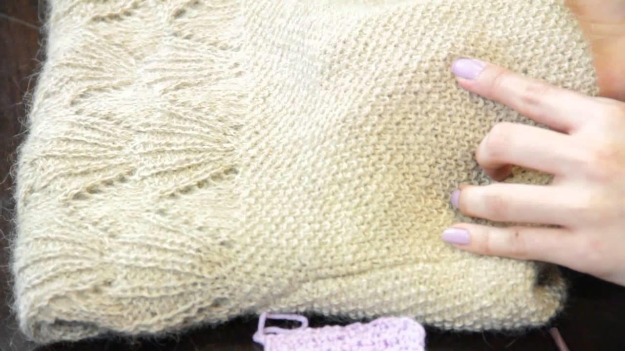 Seed Stitch Crochet vs. the Seed Stitch Knit : Crochet Stitches & Techniques