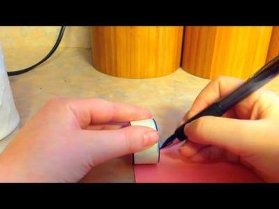 Barbie crafts: how to make a barbie fashion hat!